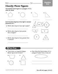 plane figures worksheets free worksheets library download and