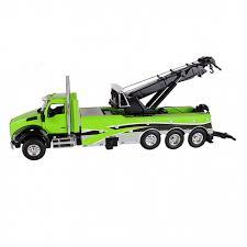 truck wreckers kenworth kenworth t880 lime green u0026 black century rotator wrecker irbic toys