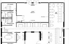 floor plan for a restaurant innenarchitektur restaurant floor plans plan large small modern