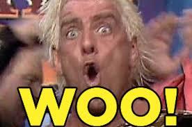 Ric Flair Memes - wwe hall of famer ric flair deadlifts 400 pounds wooooooo