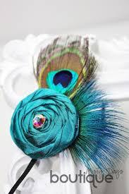 peacock headband etsy find baby peacock elastic headband child mode