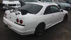 nissan skyline r33 gts t 5 speed manual jdm import ltd
