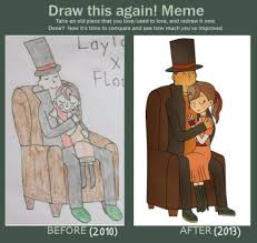 Professor Layton Meme - professor layton favourites by moulinrougegirl77 on deviantart
