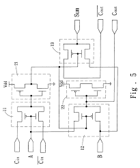 patent us7508233 full adder of complementary carry logic voltage