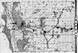 Nauvoo Illinois Map by Kanesville Area