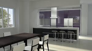 purple kitchens contemporary white purple modern kitchen design barstool kitchen