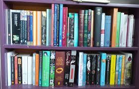 my bookshelves daffodilsbooks
