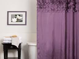 Bathroom Ideas With Shower Curtain Bathroom 71 Brown And White Shower Curtains With Curved Shower