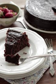 simple grain free chocolate cake with icing live simply