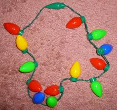 christmas light necklace big christmas bulb light up necklaces the dis disney discussion