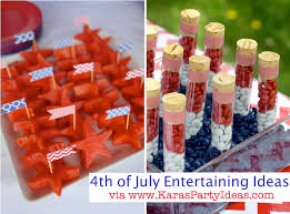 Fourth Of July Table Decoration Ideas Kara U0027s Party Ideas 4th Of July Outdoor Summer Patriotic Party