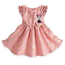 disney minnie mouse woven party dress for girls disney