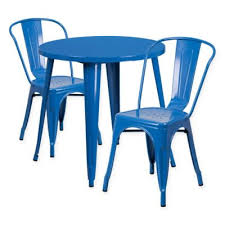 Blue Bistro Chairs Buy Bistro Chair From Bed Bath U0026 Beyond