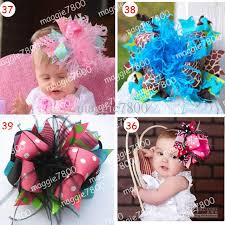 hair bows wholesale 6 the top large boutique babys hair bows hair handmade
