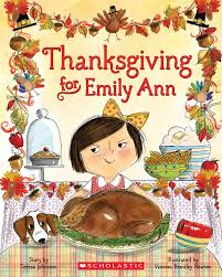 thanksgiving cartoon specials thanksgiving for emily ann by teresa johnston scholastic