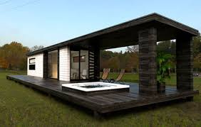 Modular Houses Modular House Contemporary Two Story Weekend Wwl Houses