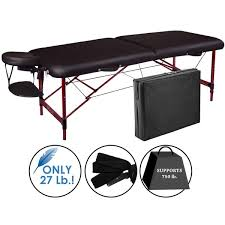 Best Portable Massage Table Master 28 Inch Lightweight Zephyr Portable Massage Table Package