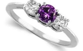 amethyst engagement ring custom by favored snapshot of wedding rings entwined tattoo amusing mens