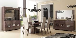 28 modern wood dining room sets wooden stylish of dining