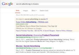 product placement u2013 secret advertising