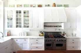Kitchen Cabinet With Glass Kitchen Outstanding Remarkable Cabinets With Glass Doors Cabinet