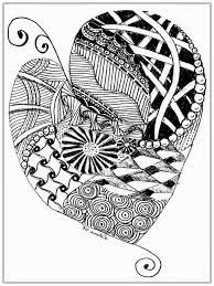 heart coloring pages coloring heart