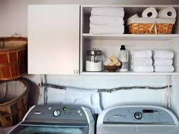 Kitchen Appliance Storage Ideas Laundry Room Makeover Ideas Pictures Options Tips U0026 Advice Hgtv