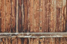 free stock photo of brown fence