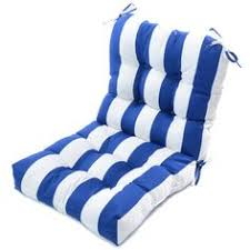 22 Inch Outdoor Chair Cushions 44 Inch X 22 Inch Dining Chair Cushion In Sunbrella Mode Seaside