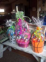 sports easter baskets gardening themed easter baskets easter baskets and easter