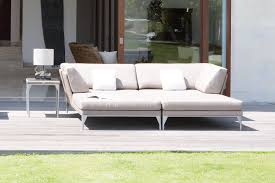BRAFTA Sectional Garden Sofa Brafta Collection By SKYLINE Design - Skyline outdoor furniture