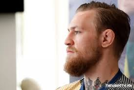 conor mcgregor hair conor mcgregor haircut men s haircuts hairstyles 2018