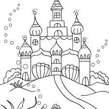 mermaid coloring img 33985 gianfreda net