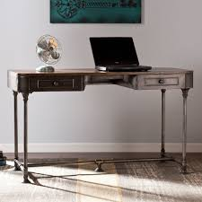 Writing Desk Accessories by Rustic Writing Desk Vintage Industrial Computer Workstation
