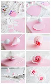 How To Make Edible Cake Decorations At Home Best 25 Gum Paste Ideas On Pinterest Fondant Flowers Sugar