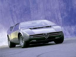 alfa romeo iguana 1969 u2013 old concept cars