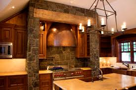 bathroom stone kitchens design agreeable fresh spanish rustic