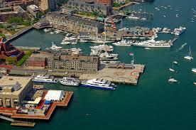 Boston Harbor Hotel Map by The Marina At Rowes Wharf In Boston Ma United States Marina