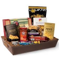 Office Gift Baskets Gift Baskets With Smoked Salmon Smoked Salmon