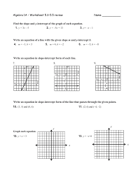 ged math practice test printable worksheets pdf point slope form
