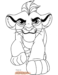 lion guard coloring pages yahoo image search results recipes
