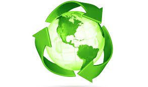 where does recycling fit in the environmental movement