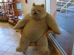Running Bear Meme - cinematic shadows bear reviews wolfcop