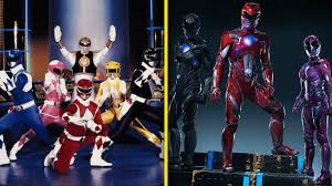 visual history power rangers team costume ign