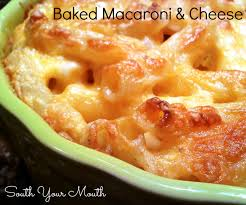thanksgiving mac and cheese recipe south your mouth baked macaroni u0026 cheese