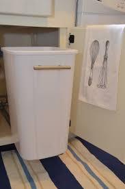 iron u0026 twine under sink storage