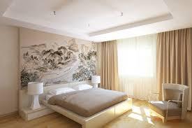 rideau chambre à coucher design interieur interieur design moderne chambre coucher rideaux
