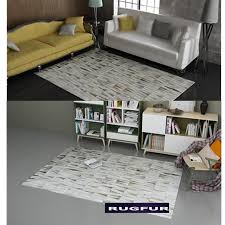 ingrosso tappeti commercio all ingrosso di lusso cuoio genuino della mucca