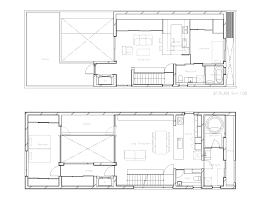 Triplex House Plans Gallery Of Triplex House In Nakano Level Architects 19