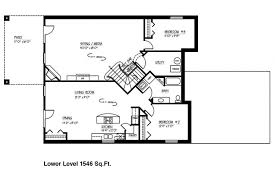 ranch house floor plans with basement design a basement floor plan ranch house floor plans with simple
